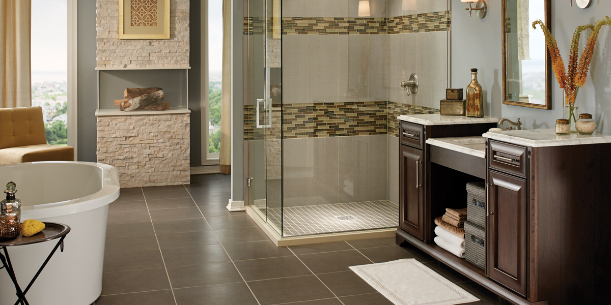 how to use mosaic tile in your bathroom design - Bathroom Design Ideas With Mosaic Tiles