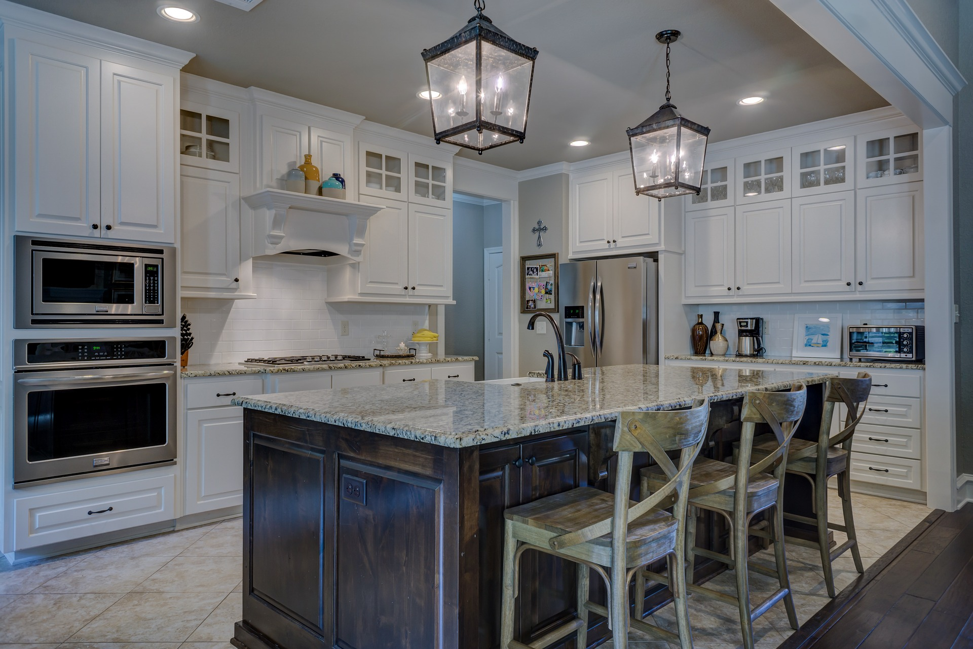 with shades tan granite countertop kitchens kitchen the wood countertops cabinet highlight gray bayharbor cabinets neutral and great quietmoose remarkable brown tones darkcabinets dark in of reddish darkgranite